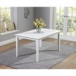 Chiltern 150cm White Dining Table