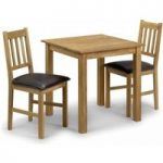 Banbury Oak Kitchen Table with 2 Chairs