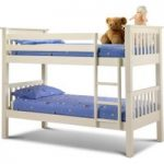 Basel Bunk Bed – White