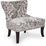 Fitzrovia Baroque Mink Fabric Chair
