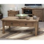 Bramley Oak Coffee Table