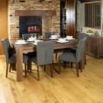 Nishio Solid Walnut 180cm Dining Table and Chairs