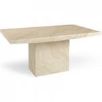 Cenadi 160cm Marble Dining Table