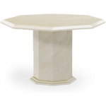 Cenadi Octagonal Marble Dining Table