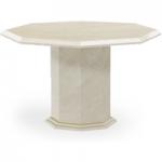 Cenadi Octagonal Marble Dining Table