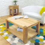 Bourne 90cm Oak Coffee Table
