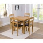 Hastings 60cm Extending Dining Table and Chairs