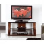 Corsair 85cm Walnut TV Stand
