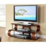 Corsair 110cm Walnut S TV Stand