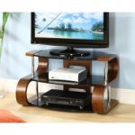 Corsair 85cm Walnut S TV Stand