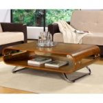 Corsair Walnut Coffee Table