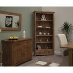 Bramley Oak Bookcase