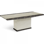 Minella 160cm Marble Dining Table