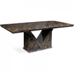 Maretto 220cm Marble Dining Table