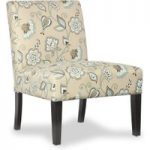 Morrissey Deco Duck Egg Blue Fabric Chair