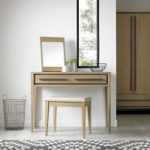 San Leo Weathered Oak Dressing Table Set
