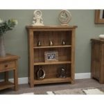 Bramley Oak Small Bookcase