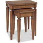 Sophia Antique Oak Nest of Tables