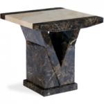 Tamarro Marble Lamp Table