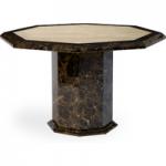 Tamarro Octagonal Marble Dining Table (120cm)