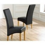 Cannes Bonded Leather Dining Chairs