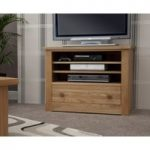 Messina Oak TV Cabinet