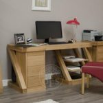 Infinity Designer Oak Large Desk