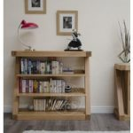 Infinity Oak Designer Small Bookcase